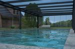 Luxusní zastřešení bazénu - Zastřešení bazénu Poolor