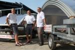 Montážní tým Zastřešení bazénů Poolor