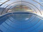 Vysoké zastřešení bazénu - Zastřešení bazénu Poolor